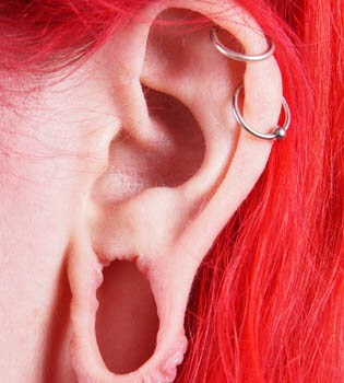 Stretched Ear
