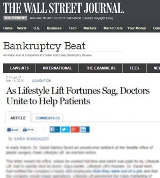 Wall Street Journal snippet